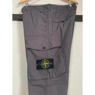 ストーンアイランド(STONE ISLAND)のSTONE ISLAND 19SS cargo pants W30 gray (ワークパンツ/カーゴパンツ)