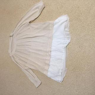 ジーユー(GU)のトップス(Tシャツ(長袖/七分))
