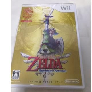 ゼルダの伝説 スカイウォードソード Wii(家庭用ゲームソフト)