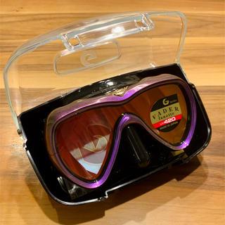 ガル(GULL)の早い者勝ち 新品未使用 GULL VADER fanette mask(マリン/スイミング)