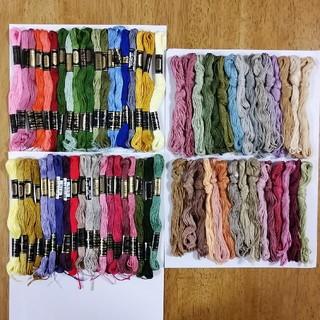 オリンパス(OLYMPUS)の刺繍糸 OLYMPUS★70本 70色セット  オリムパス 25番 刺しゅう糸(生地/糸)