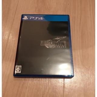 プレイステーション4(PlayStation4)のファイナルファンタジー7 リメイク FF7(家庭用ゲームソフト)