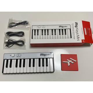 IK MULTIMEDIA - iRig Keys Mini(MIDIコントローラー)