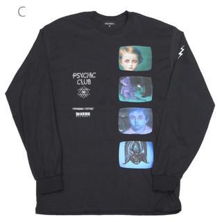 ミルクボーイ(MILKBOY)のMILKBOY PSYCH TV L.S. Tシャツ(Tシャツ/カットソー(七分/長袖))