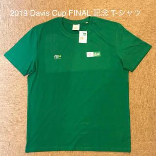 ヨネックス(YONEX)の2019 Davis Cup(デビスカップ)オフィシャル  T-シャツ(ウェア)