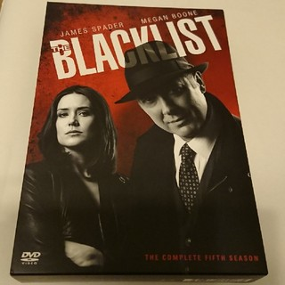 ブラックリスト シーズン5 DVD コンプリートBOX【初回生産限定】 DVD(TVドラマ)