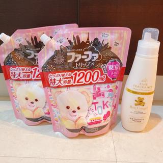ファーファ トリップ柔軟剤 東京 さくらの香り詰め替え 1200ml