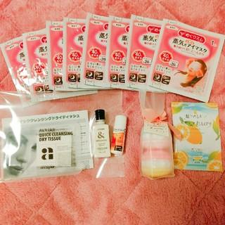 ロクシタン(L'OCCITANE)の入浴剤、ホットアイマスク、ロクシタン等13点セット(入浴剤/バスソルト)