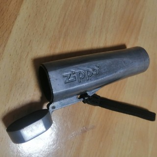 ジッポー(ZIPPO)のZippo 携帯灰皿(中古品)(タバコグッズ)