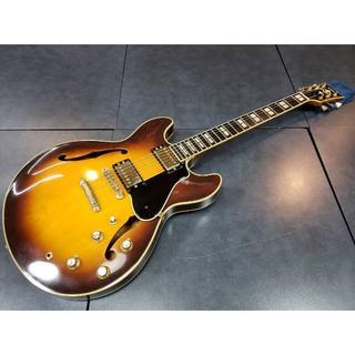 ヤマハ(ヤマハ)の【中古】YAMAHA SA2000 78年製【セミアコ】(エレキギター)