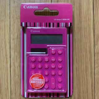 キヤノン(Canon)のキヤノン 電卓 LS-Smart Mini(その他)