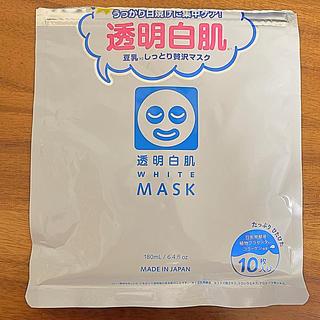 イシザワケンキュウジョ(石澤研究所)の石澤研究所 透明白肌 ホワイトマスクN しっとり贅沢パック(パック/フェイスマスク)