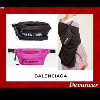 バレンシアガ(Balenciaga)のBALENCIAGA ベルトバッグ (ボディバッグ/ウエストポーチ)