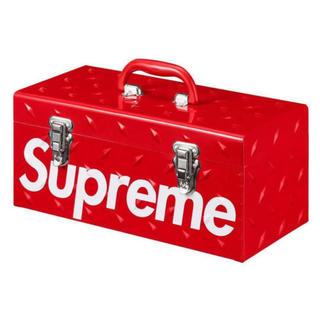 シュプリーム(Supreme)のSupreme diamond plate tool box ツールボックス(ケース/ボックス)