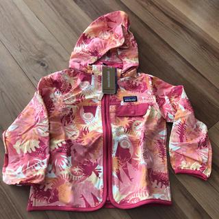 パタゴニア(patagonia)のパタゴニア キッズバギーズジャケット4T 新品(ジャケット/上着)