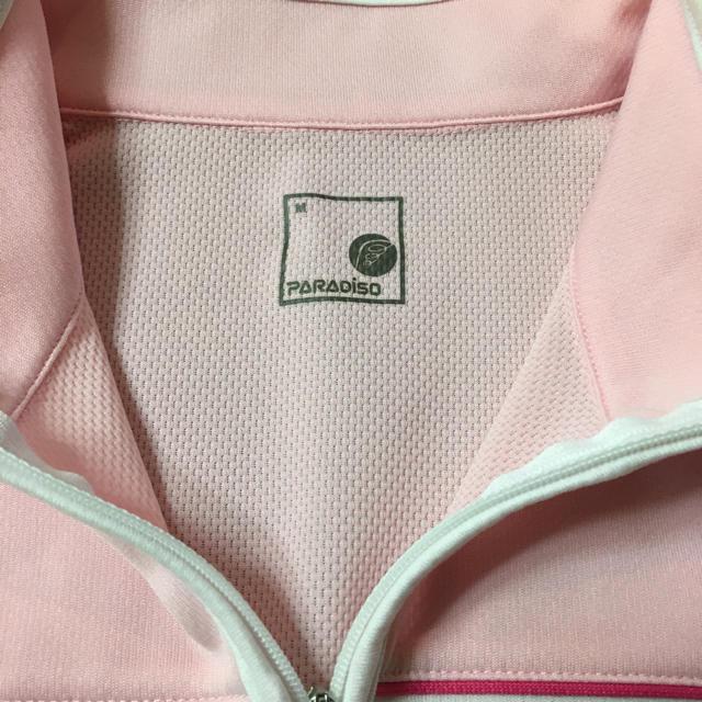 Paradiso(パラディーゾ)のパラディーゾテニスシャツ襟付き スポーツ/アウトドアのテニス(ウェア)の商品写真