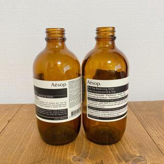 イソップ(Aesop)のAesop 200ml空き瓶(置物)