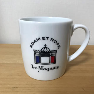 アダムエロぺ(Adam et Rope')の☆新品未使用 Adam et Rope' Le Magasinマグカップ(グラス/カップ)
