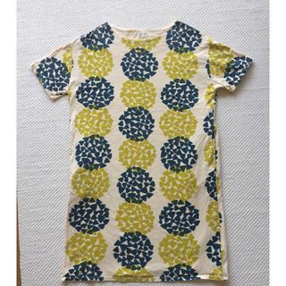 グラニフ(Design Tshirts Store graniph)のgraniph  オーガニックコットン100% ワンピース(その他)