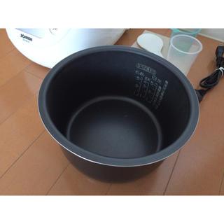 ゾウジルシ(象印)の炊飯器 内釜   象印 NS-WE10(炊飯器)