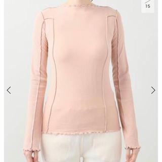 エディットフォールル(EDIT.FOR LULU)のbaserange omato long sleeve shell L(Tシャツ(長袖/七分))