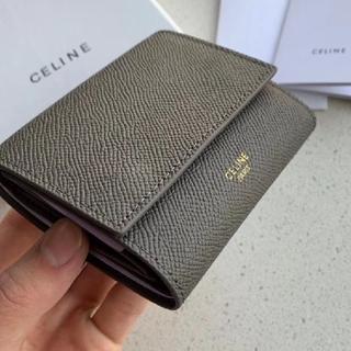セリーヌ(celine)のセリーヌCELINE三つ折り財布(折り財布)