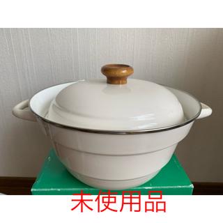 フジホーロー(富士ホーロー)の富士ホーロー 多機能鍋 27cm オールインワン(鍋/フライパン)