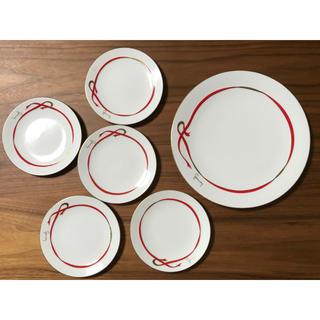 ジバンシィ(GIVENCHY)のGIVENCHY ケーキ皿&大皿セット(食器)