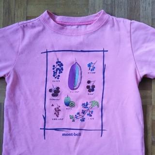 モンベル(mont bell)のモンベル キッズTシャツ(Tシャツ/カットソー)