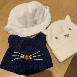 バーバリー(BURBERRY)の三点セット Burberry帽子含む(その他)
