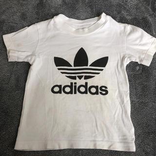 アディダス(adidas)のadidas Tシャツ 〜3歳くらい  ▪正規品▪(Tシャツ/カットソー)