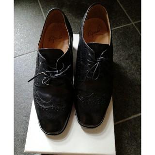 アプレ/オックスフォードシューズ(ローファー/革靴)