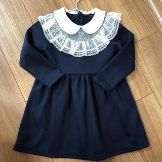 petit main - 美品♡女の子 フォーマルワンピース 100cm