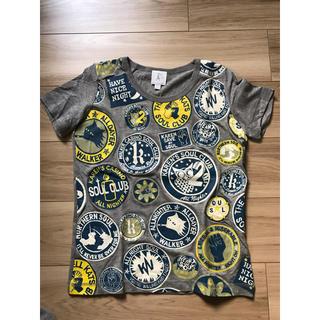 カレンウォーカー(KAREN WALKER)のKAREN WALKER プリントT 未使用(Tシャツ(半袖/袖なし))