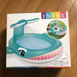 INTEX ホエールプール(プール)