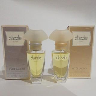 エスティローダー(Estee Lauder)のエスティローダー ダズル ゴールド シルバー オードパルファム 15ml(香水(女性用))