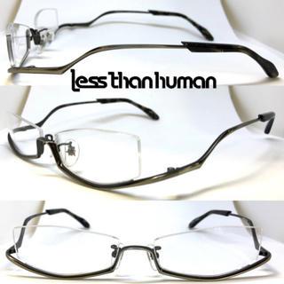 レスザンヒューマン(LESS THAN HUMAN)のless than human レスザンヒューマン po6po10 89m(サングラス/メガネ)