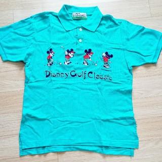 ディズニー(Disney)のディズニーゴルフクラシック ポロシャツ レトロ(ポロシャツ)