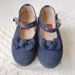 ミキハウス(mikihouse)のミキハウス キッズ靴(フォーマルシューズ)