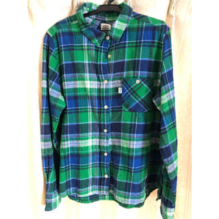 ラフ(rough)のネルシャツ チェックシャツ(シャツ/ブラウス(長袖/七分))