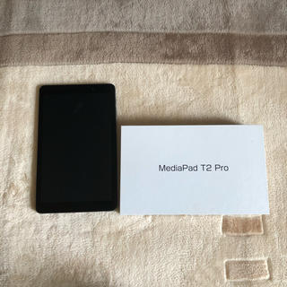 ソフトバンク(Softbank)のMediaPad T2 Pro(タブレット)