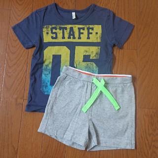 ベネトン(BENETTON)のTシャツ 半ズボン 90(Tシャツ/カットソー)