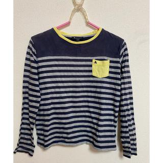 アクアスキュータム(AQUA SCUTUM)のアクアスキュータム ボーダー長袖Tシャツ(Tシャツ/カットソー)