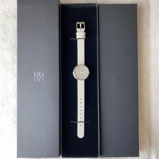 ビューティアンドユースユナイテッドアローズ(BEAUTY&YOUTH UNITED ARROWS)の【新品・未使用品】Mavenwatches マベンウォッチズ 腕時計 最新モデル(腕時計)