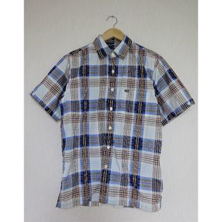 デラックス(DELUXE)のDELUXE チェックシャツ(シャツ)