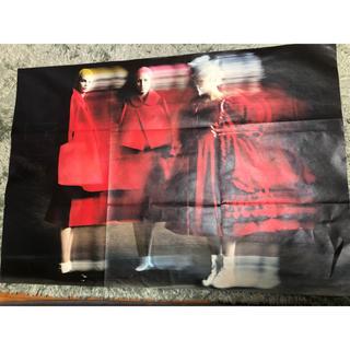 コムデギャルソン(COMME des GARCONS)の《最終値下げ》コムデギャルソン ポスター(ポスター)