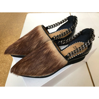 トーガ(TOGA)の【未使用】トーガプルラ 23cm(ローファー/革靴)