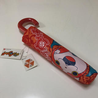 妖怪ウォッチ 子供用 折りたたみ傘 (傘)