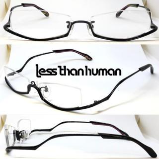 レスザンヒューマン(LESS THAN HUMAN)のless than human レスザンヒューマン po6po10 195R(サングラス/メガネ)