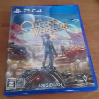 プレイステーション4(PlayStation4)のアウターワールド ps4(家庭用ゲームソフト)